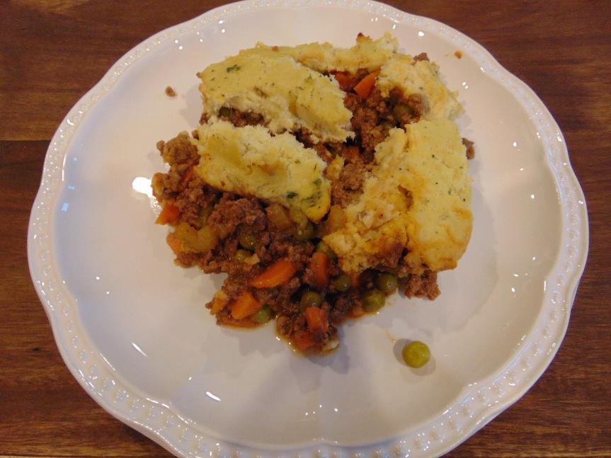 Shepherd's Pie (w/ paleooption)