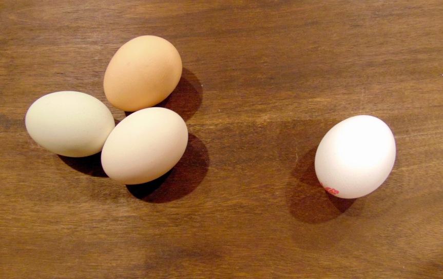 Have Eggs BeenRedeemed?