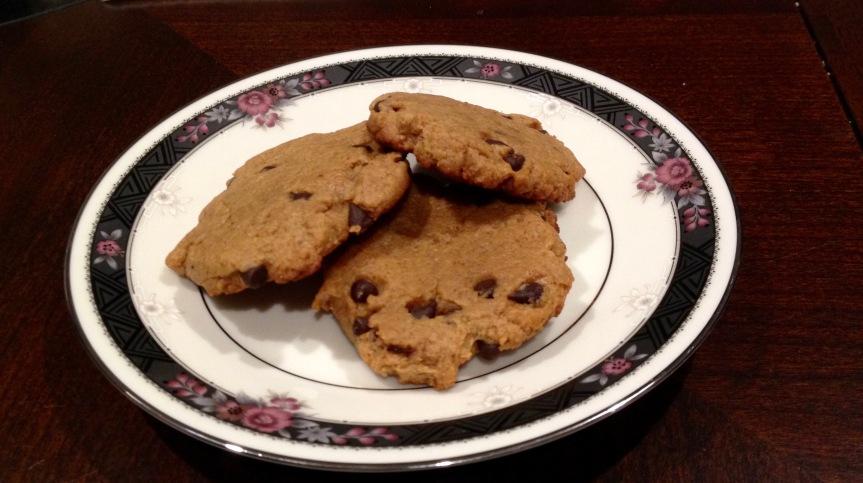 Grain Free Peanut ButterCookies