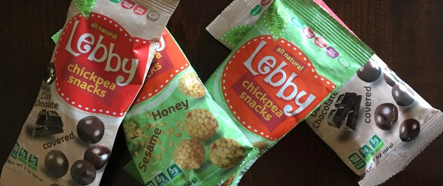 Product Review: Lebby ChickpeaSnacks