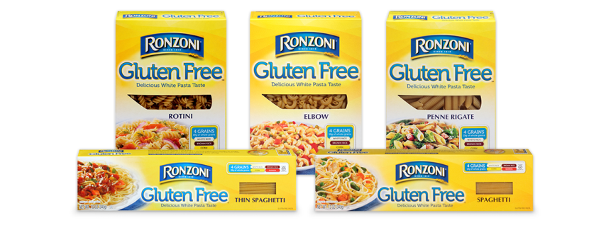 Product Review: Ronzoni Gluten-Free