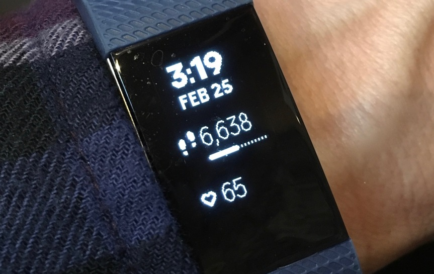 Product Review: Fitbit Charge2