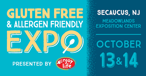 Gluten-Free and Allergen Friendly Expo 2018!   Win A Free Ticket!