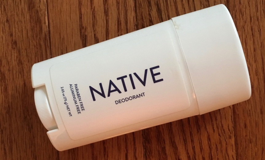 Product Review: Native Deodorant