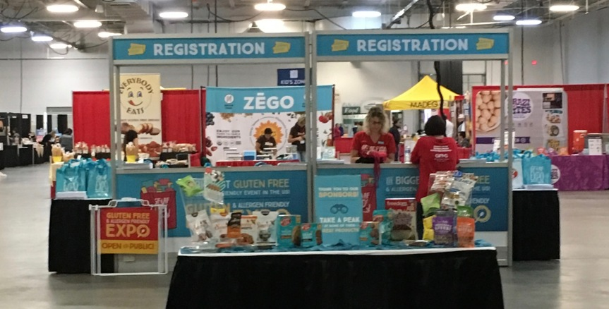 What you missed at the 2018 Gluten Free and Allergen Friendly Expo