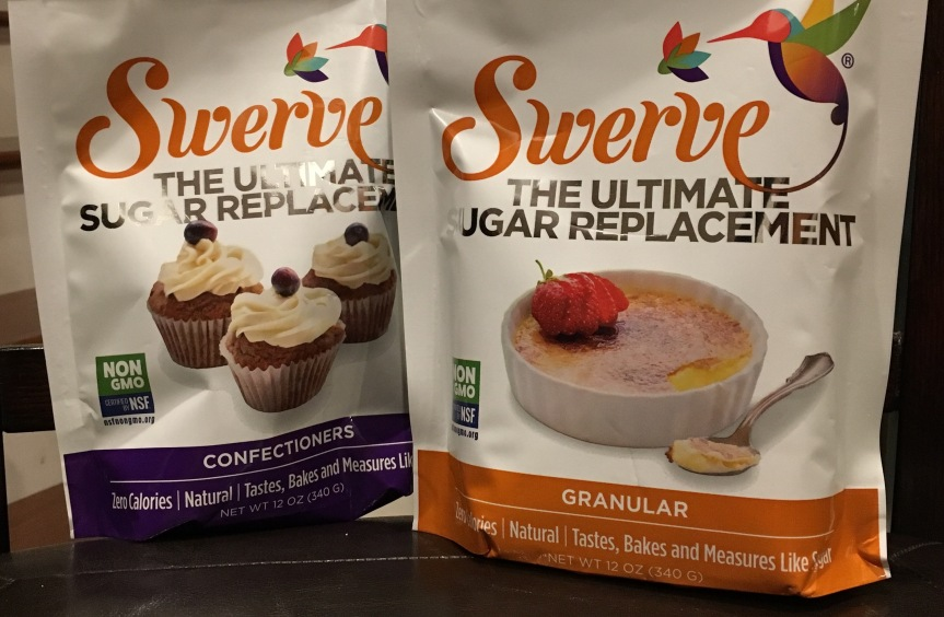 Product Review: Swerve Sweetener -granular and confectioners