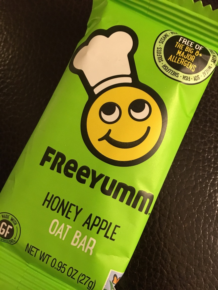 Product Review- FreeYumm Bars