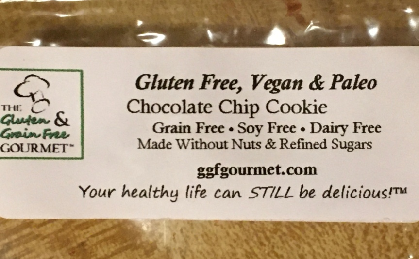 Product Review: The Gluten and Grain Free GourmetCookies