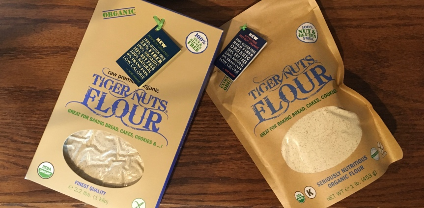 Product Review: Tiger Nuts Flour and Snacks From TigerNuts